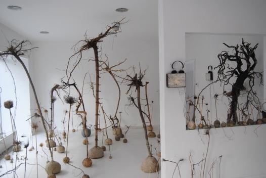 Ausstellung Grundlos
